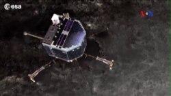 Tàu vũ trụ châu Âu sẽ sớm hạ cánh trên một sao chổi