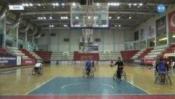 Tekerlekli Sandalyedeki Hayatlar Basketbolla Değişti
