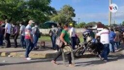 Mayores de 30 años son vacunados en Nicaragua después de larga espera