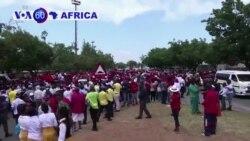 """SAF: Polisi Irinze Ishuri """"Hoerskool Overvaal"""" Kubera Imyigaragambyo"""