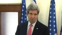 克里強調在以巴及伊朗核談判中以色列安全重要性