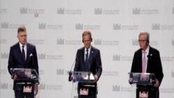 歐盟領導人試圖重建信任