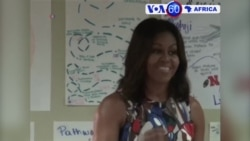 Manchetes Africanas 28 de junho de 2016- Primeira Dama Michelle Obama leva a 3 países sua iniciativa em prol das raparigas.