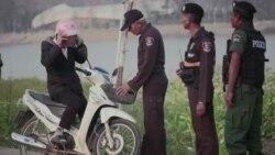 버마 국경, 불법 마약 유통 증가