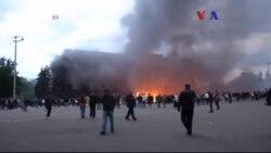 Ukrayna Krizi Obama'yı Zorluyor