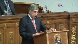 Premio Nobel Oscar Arias aboga por la conciliación de Venezuela