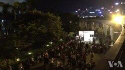 香港举行刘晓波病逝百日追思会