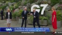 Samiti i G-7ës do të premtojë 1 miliard doza vaksinash për vendet me të ardhura të ulta dhe të mesme