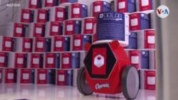 TEC/SALUD: Papel higiénico entregado por robot