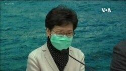港府決定暫停香港和內地間跨境高鐵、海運航班服務