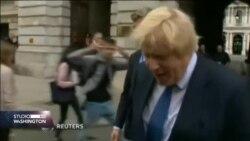 I britanski ministar vanjskih poslova podnio ostavku