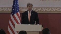 جان کری: شورای همکاری خلیج فارس توافق اتمی را در کمک به ثبات منطقه موثر میداند