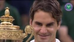 費達拿七奪溫網冠軍重登世界第一