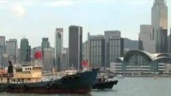 香港保钓船返港 七人谈论此行