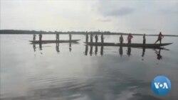 Les recherches se poursuivent après le naufrage sur le Lac Mai-Ndombe
