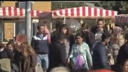 2013-10-09 美國之音視頻新聞: 土耳其宣佈容許女性在政府部門內包頭巾