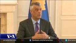 Thaçi: Koha për marrëveshje historike me Serbinë