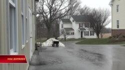 Ngôi làng không điện, không xe ở Mỹ