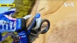 'Chóng mặt' với thước phim quay cảnh lái moto địa hình