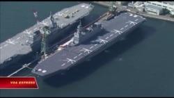 Nhật Bản tăng cường sức mạnh trên biển Đông với chiến hạm lớn thứ 2