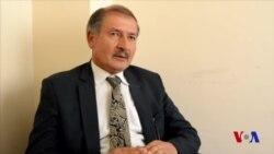 O'zbek tili professori Nurulla Aminyor bilan suhbat