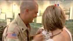 Vacunación ninos de militares