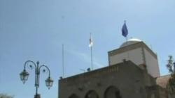 塞浦路斯总统和欧盟商谈救助事宜