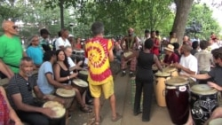 Drum Circle Kept Mystic Tradition for Half A Century