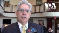 Entrevista con embajador Jaime Aparicio