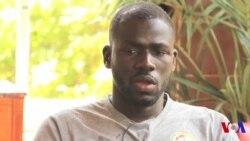 Le Sénégal à la Coupe du Monde (vidéo)