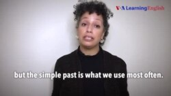 Everyday Grammar: The Simple Past
