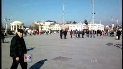 Mbërrijnë vëzhguesit në Maqedoni