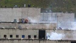 Ecuador: Jueces procesos cárceles