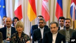 İran ve anlaşmada imzası bulunan ülkeler Avusturya'nın başkenti Viyana'da biraraya geldiler.