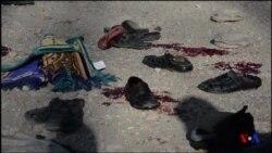 Au moins 18 morts dans un attentat à des funérailles en Afghanistan (vidéo)