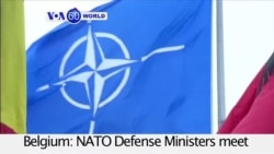 VOA60 World PM - NATO to Increase Forward Presence in East Europe