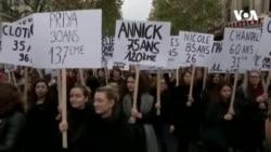 Qadın və qızlara qarşı zorakılıqlar dünyanın diqqət mərkəzində