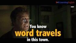 Học tiếng Anh qua phim ảnh: Word Travels - Phim Pete's Dragon (VOA)