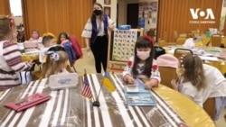 Як Ковід відкриває нові можливості у школах українознавства у США. Відео