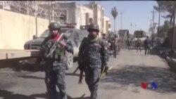 伊拉克軍隊收復西摩蘇爾主要政府大樓 (粵語)
