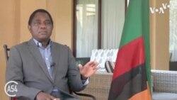 Zambian President Prioritizes Campaign Promise to Reunite, Rebuild Country