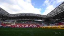 Russia Punts World Cup Criticism