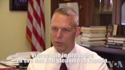 PERRY: Ljudi u BiH trebaju reći da je dosta
