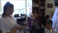 美马里兰州高中生学习助理护士项目