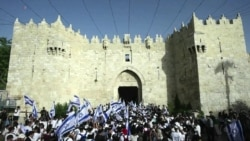 Arab, Jewish Population Close to Parity in Holy Land