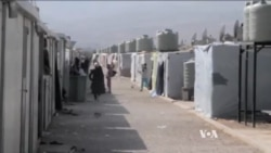 New Approach Eases Refugee Suffering in Lebanon Camp