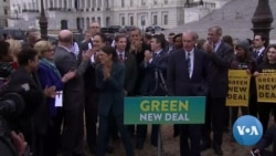 US Senate to Consider 'Green New Deal'