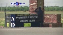 Manchetes Americanas 18 Abril 2017: Adiada execução de dois presos no corredor da morte