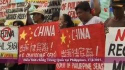 Philippines chờ phán quyết về vụ kiện Trung Quốc