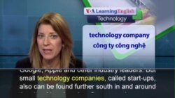 Phát âm chuẩn - Anh ngữ đặc biệt: Technology Companies Call Los Angeles' Silicon Beach Home (VOA)